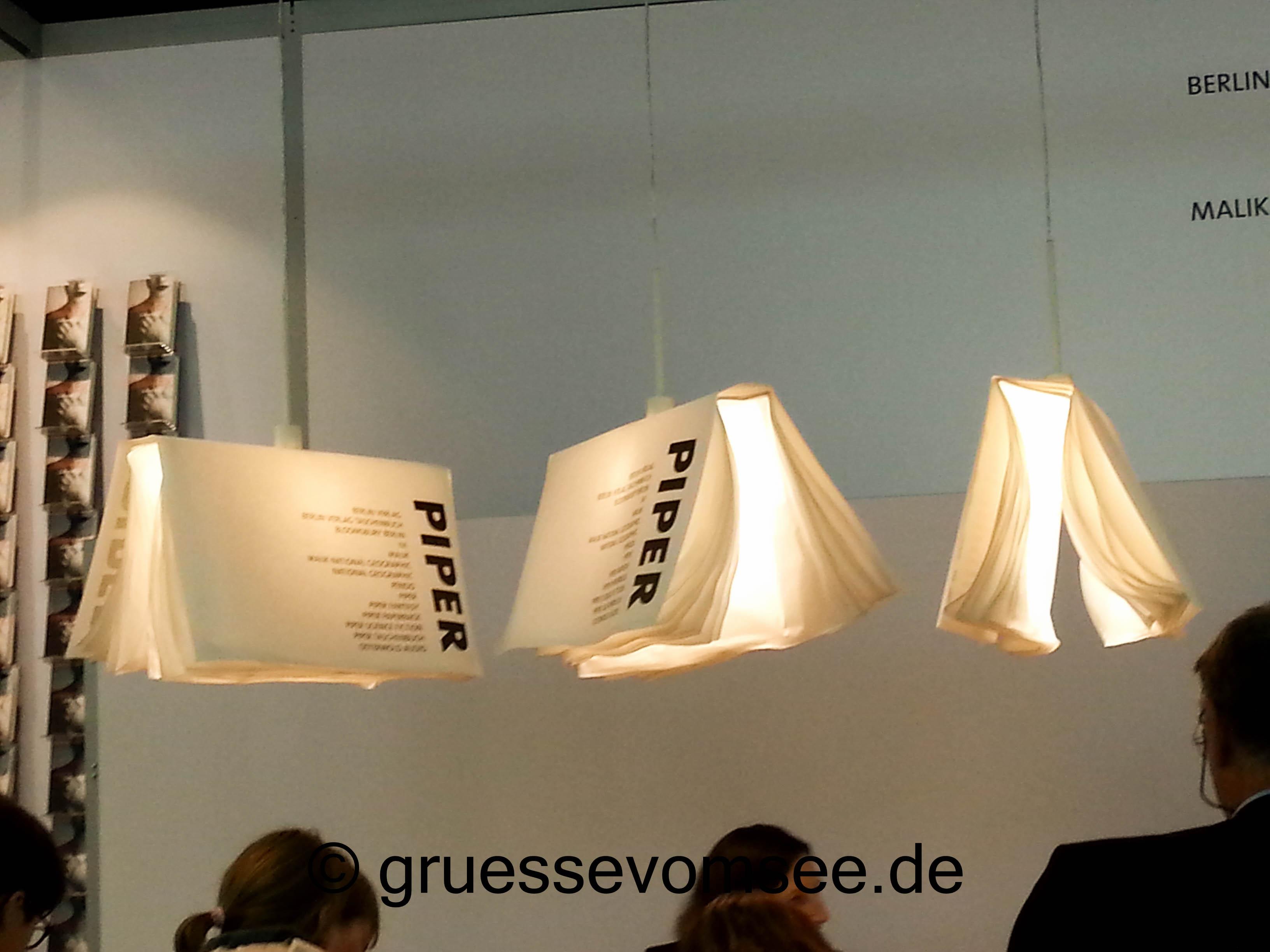 Rund um´s Buch: Bilder von der Frankfurter Buchmesse 2015