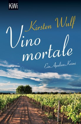 {Rezension} Vino mortale (Kirsten Wulf)