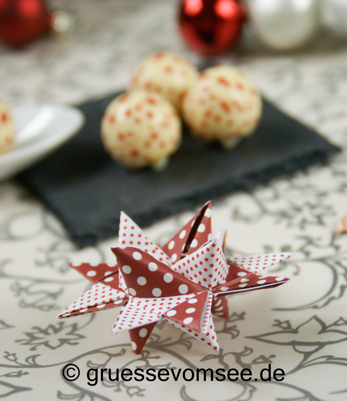 Weihnachtsgeschenke aus meiner Küche – Mangopralinen #letscooktogether