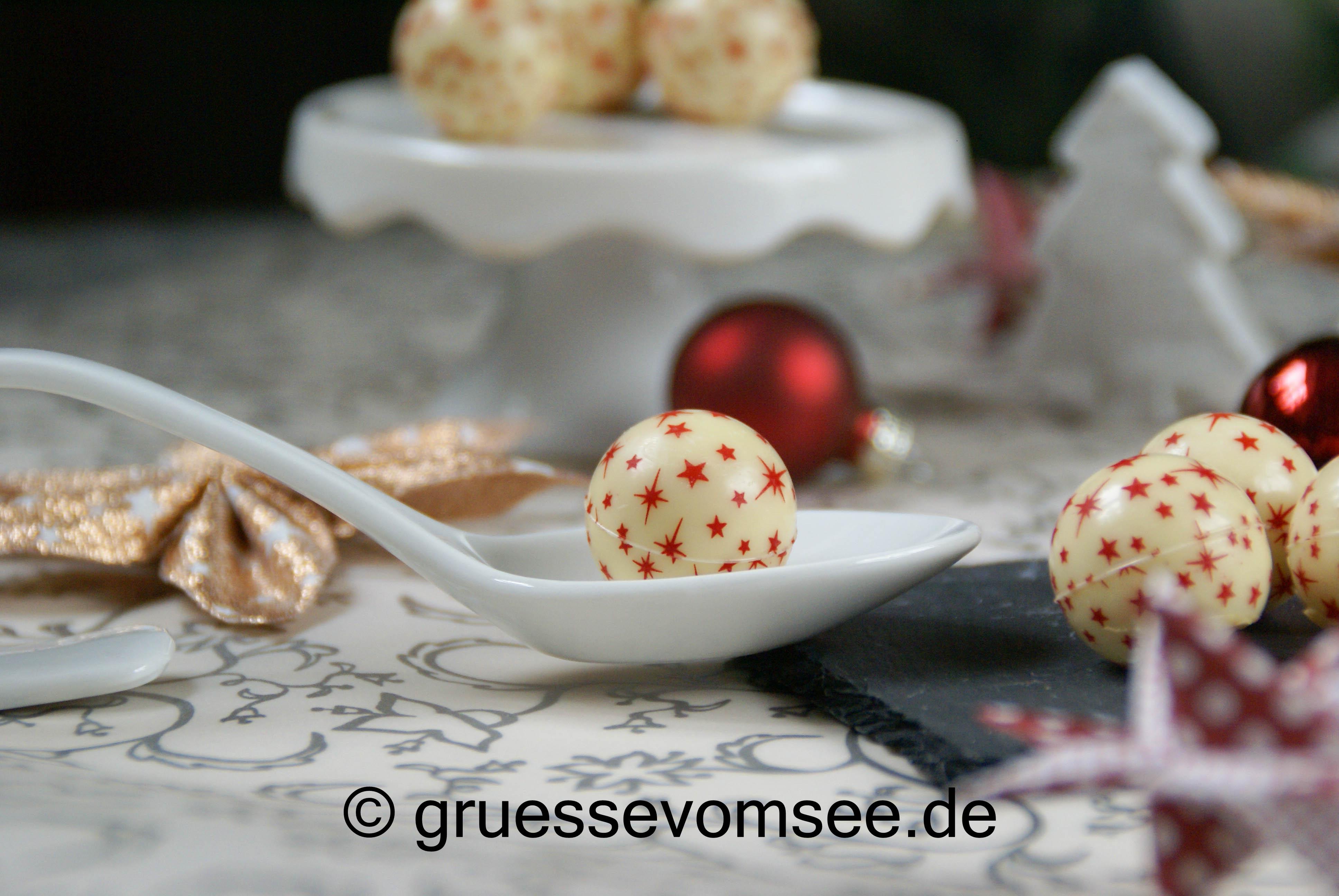 Rezept} Weihnachtsgeschenke aus meiner Küche – Mangopralinen ...