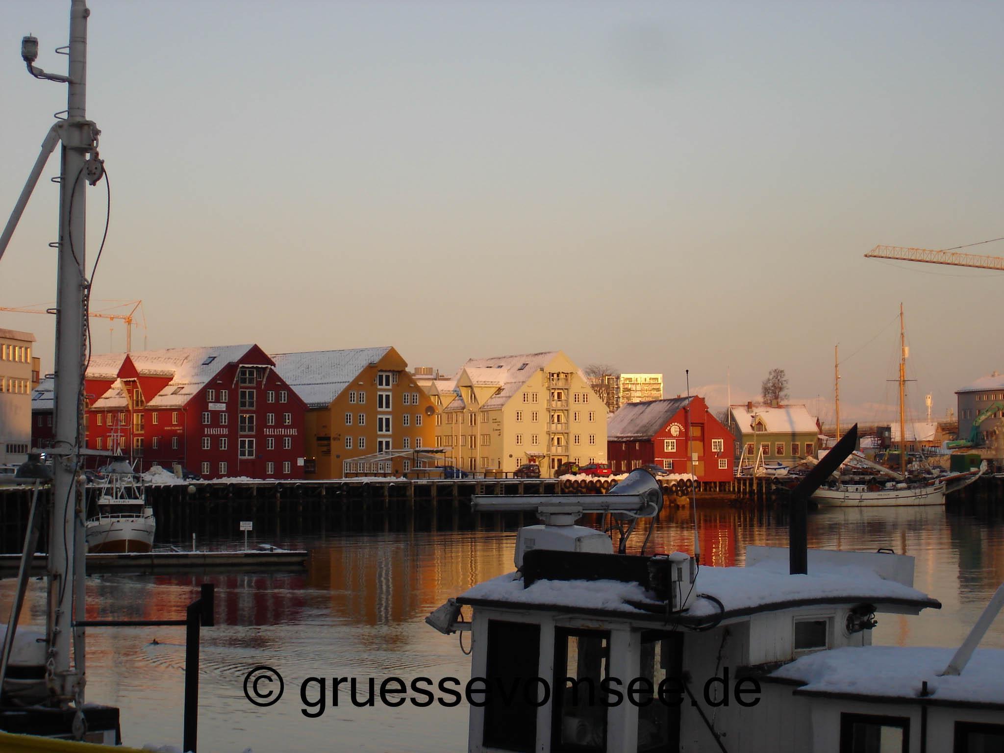 Mein größtes Abenteuer: Meine Zeit in Nordnorwegen