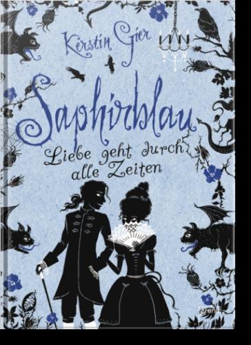 Saphirblau (Kerstin Gier)