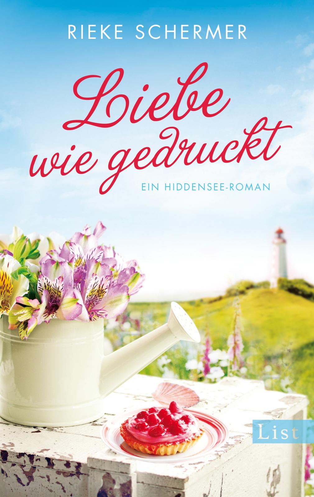 Liebe wie gedruckt (Rieke Schermer)*