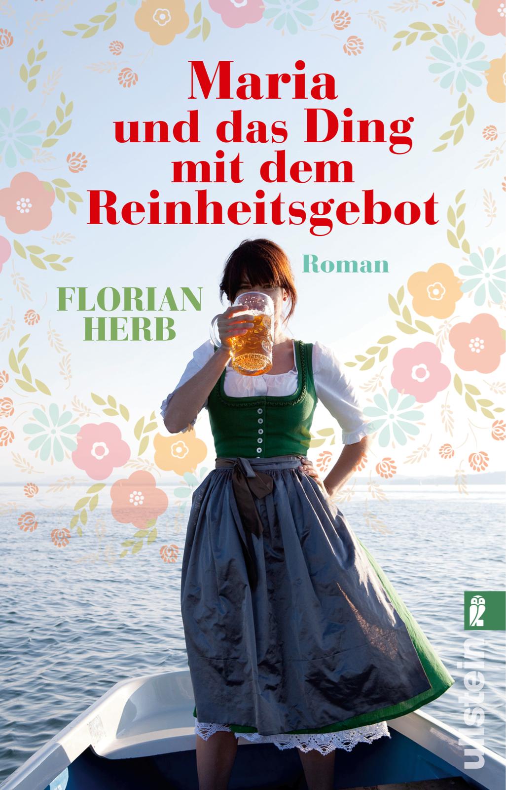 {Rezensionsexemplar} Maria und das Ding mit dem Reinheitsgebot (Florian Herb)*