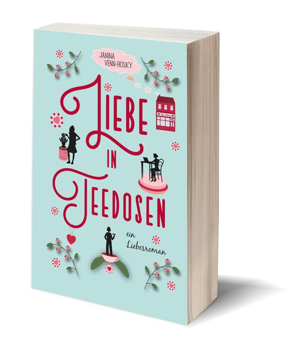 {Rezensionsexemplar} Liebe in Teedosen (Janina Venn-Rosky)*