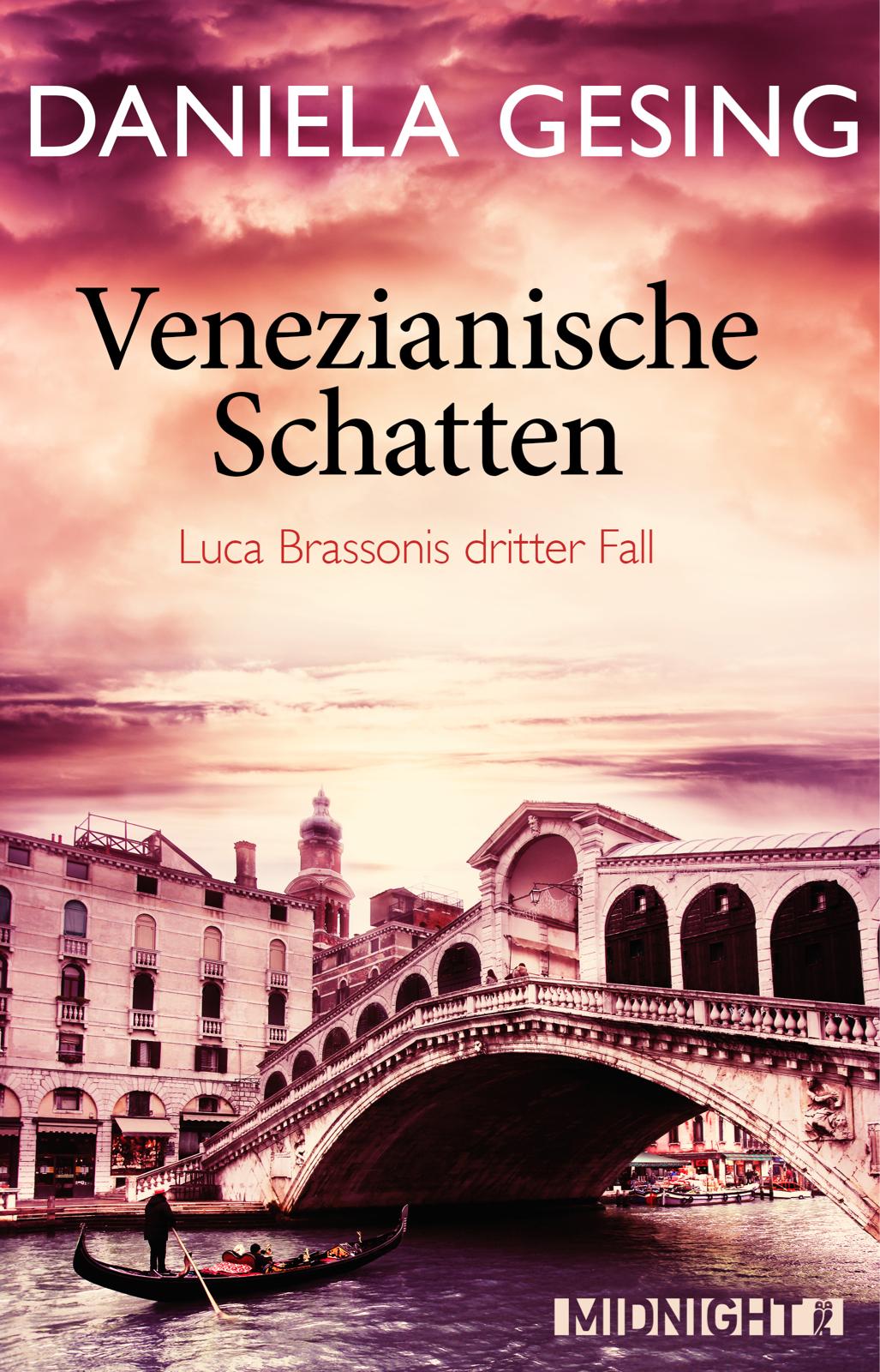Venezianische Schatten (Daniela Gesing)
