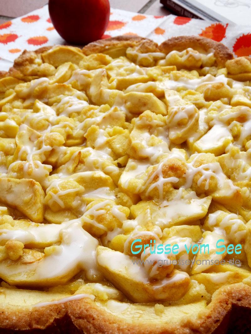 {Rezept} Apfelkuchen – nach Omas Rezept