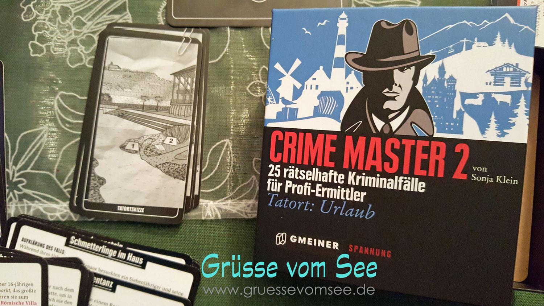 Spieletest: Crime Master 2 (Sonja Klein)