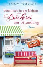 {Rezensionsexemplar} Sommer in der kleinen Bäckerei am Strandweg (Jenny Colgan)*