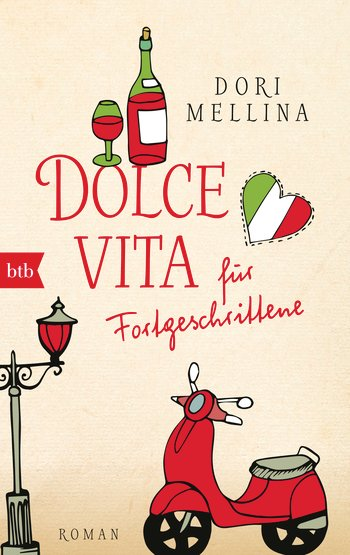 {Rezension} Dolce Vita für Fortgeschrittene (Dori Mellina)