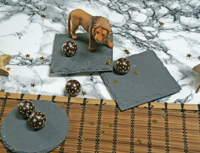 {Rezept} Fairytales of chocolate II: Karamellkugeln
