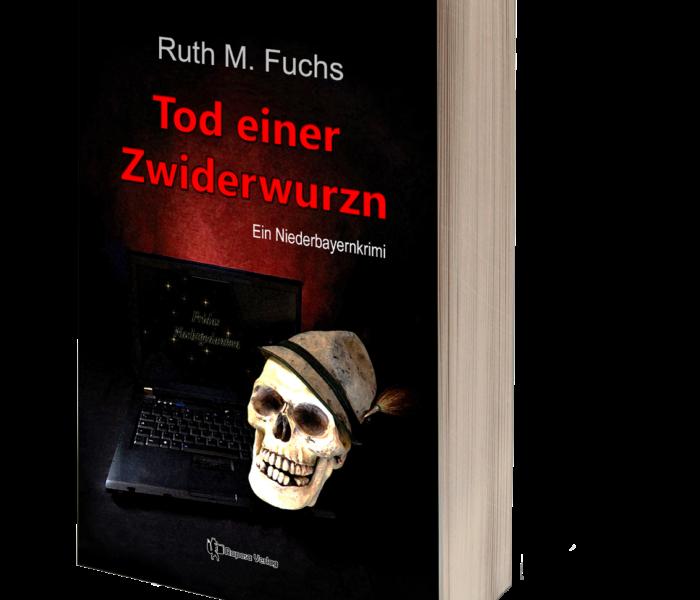 (Rezensionsexemplar} Tod einer Zwiderwurzn (Ruth M. Fuchs)*