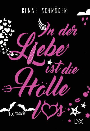 {Rezension} In der Liebe ist die Hölle los (Benne Schröder)