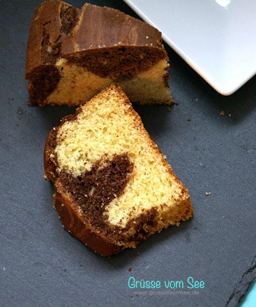 Marmorkuchen glutenfrei