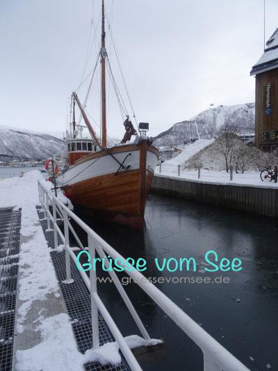Flaschenpost: Reise nach Tromsø/Nordnorwegen