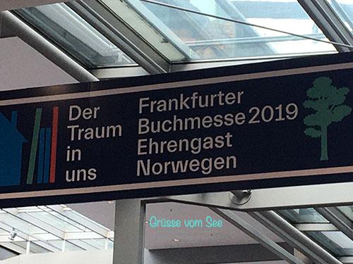 Rund um´s Buch: Buchmesse 2019 – Gastland Norwegen