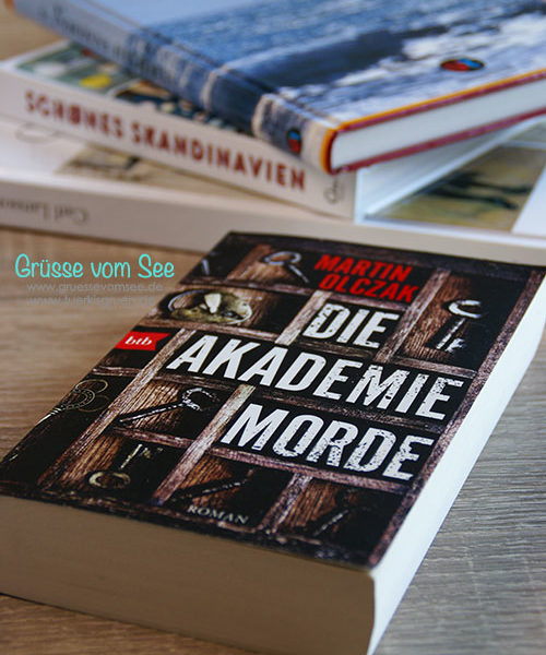 Die Akademiemorde (Martin Olczak)