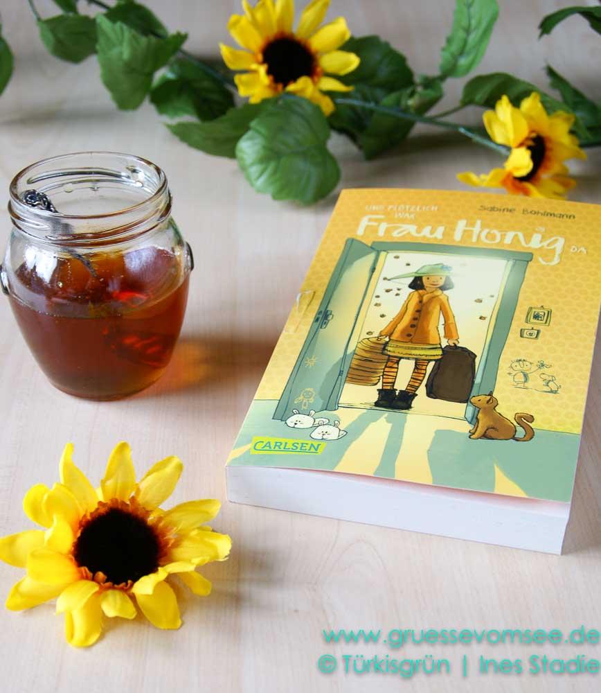 Kinderbuch Frau Honig von Sabine Bohlmann