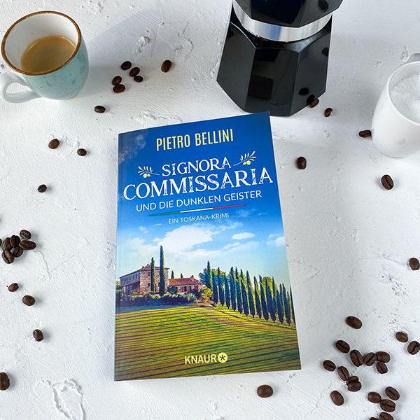 Signora Commissaria und die dunklen Geister (Pietro Bellini)